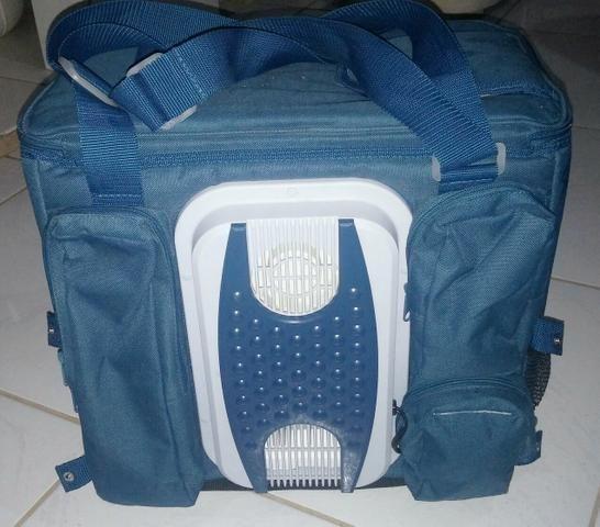 Mini Geladeira Veicular 35 Litros 12 Volts