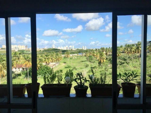 Apartamento Emaús - Vista livre