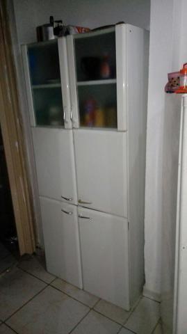 Vendo armario de cozinha paneleiro de inox so 150$