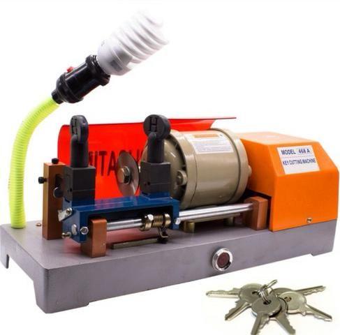 Maquina Copiar Chaves Automatica E Manual