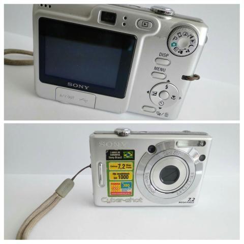 Sony Cyber-shot DSC-W35