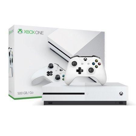 Xbox One S 500 GB Microsoft 4K HDR