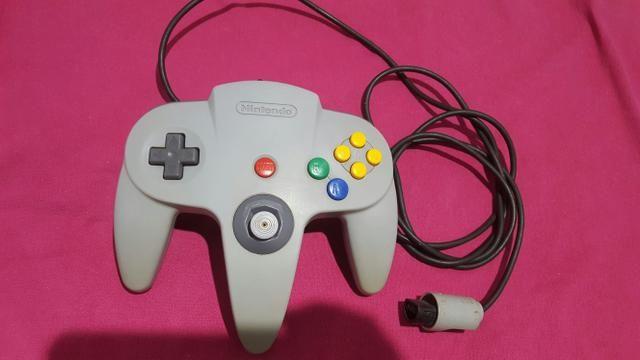 Controle Nintendo N64 Original
