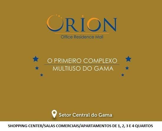 Orion! 1 QTS c/ Garagem e Lazer - S/Central - Entrada 9.000,00(Facilitada) + Financiamento