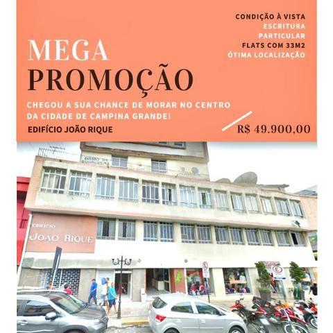 Flat no Edifício João Rique, Bairro do Centro