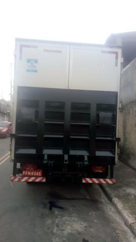 Plataforma para Carga e descarga caminhão