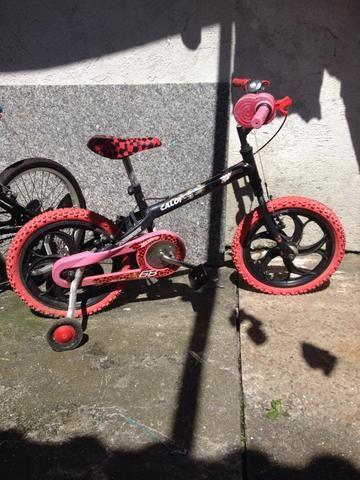 Bicicleta hot wheels