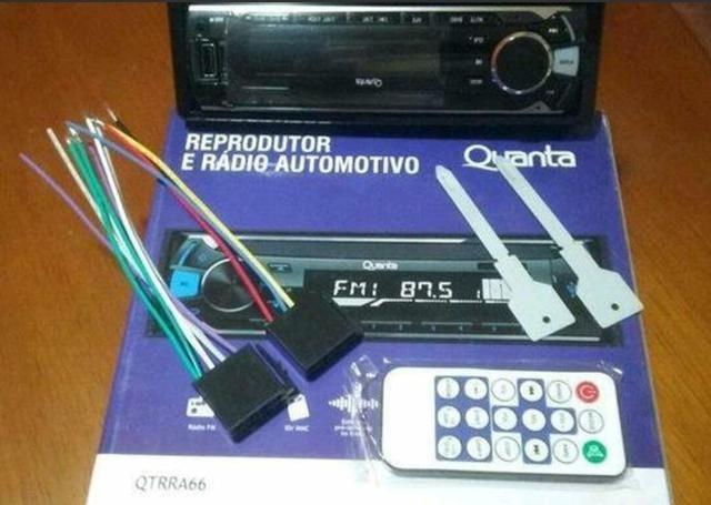 Rádio veículo NOVO USB