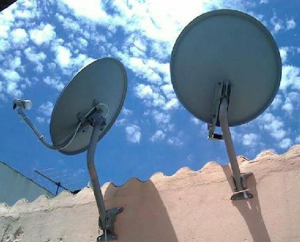 Serviços técnicos em antenas