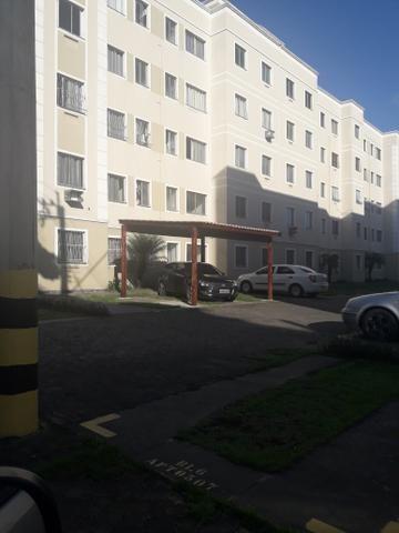 Apartamento com 2 quartos junto a Porto Canoa / cond. Vila Verde.