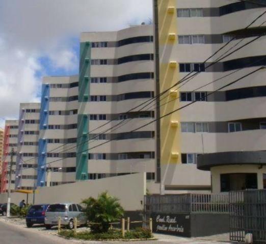 Arco Iris: Apto 3/4, 83 m², 8º andar e sombra na Abel Cabral em Nova Parnamirim RN