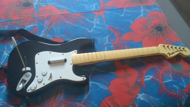 Vendo guitarra XBOX conservadissima