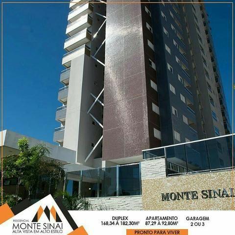 Monte Sinai Residence - 3 quartos no Plano Diretor Sul