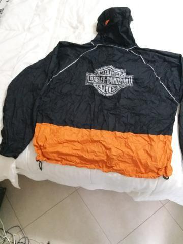 Capa de chuva da Harley Davidson
