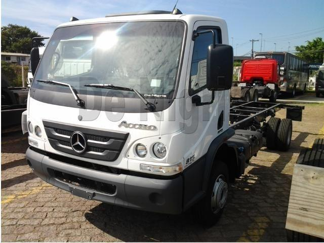 Mercedes-benz Acello 815 2018 0km