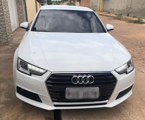 Audi A4 tfsi attraction s tronic