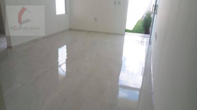Casa Eusébio 03 quartos amplo terreno - Foto 10