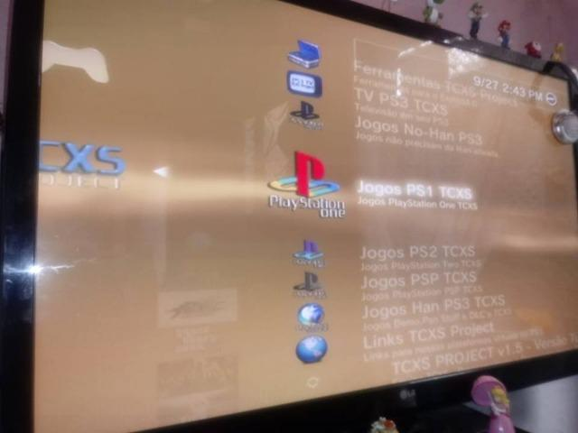 Ps3 Super Slim Desbloqueado Completo