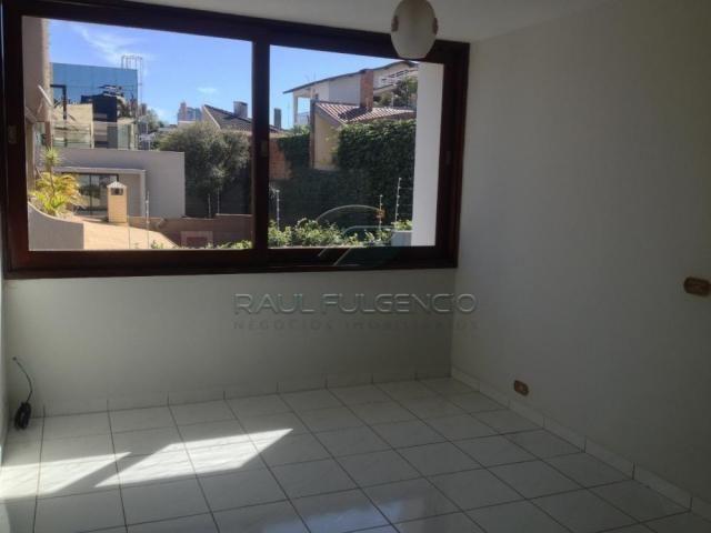 Casa à venda com 5 dormitórios em Canaa, Londrina cod:V3133 - Foto 14