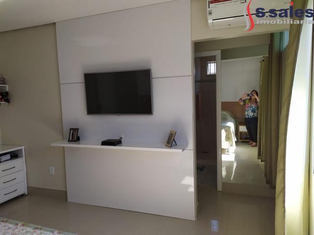 S.sales imobiliária oferece para venda linda casa na rua 03 em vicente pires - Foto 18
