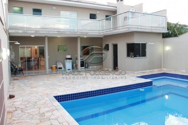 Casa à venda com 5 dormitórios em Jardim taruma, Londrina cod:V3181