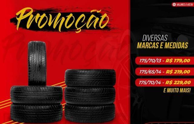 Promoção de pneus novos 10%OFF - Foto 5