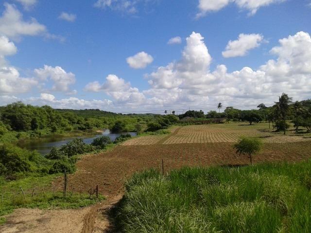 Fazenda com 62 há na br 304, com rio potengi, casa, deposito - Foto 10