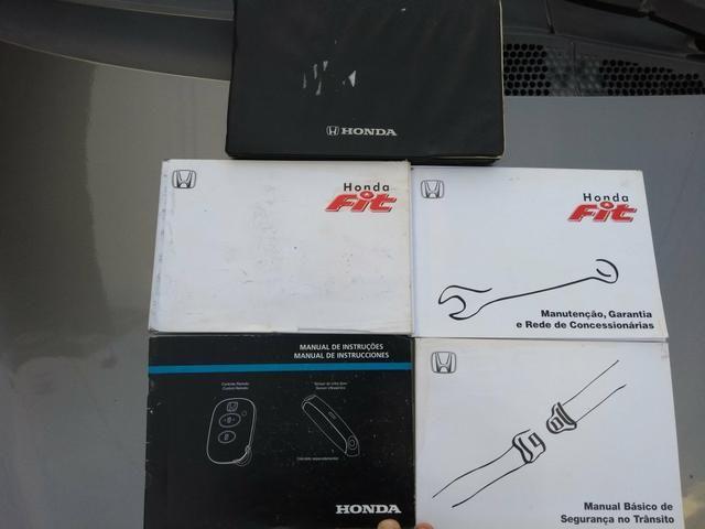 Honda fit 2008 lxl 1.4 flex manual completo - Foto 5