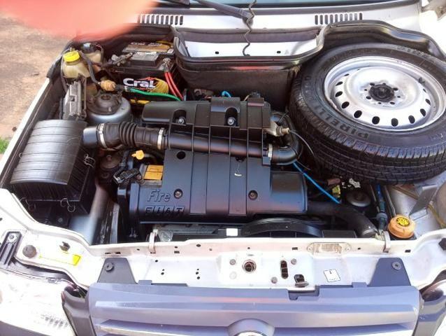 Fiat Uno Mille Economy 2011 2 - Portas - Barato! - Foto 10
