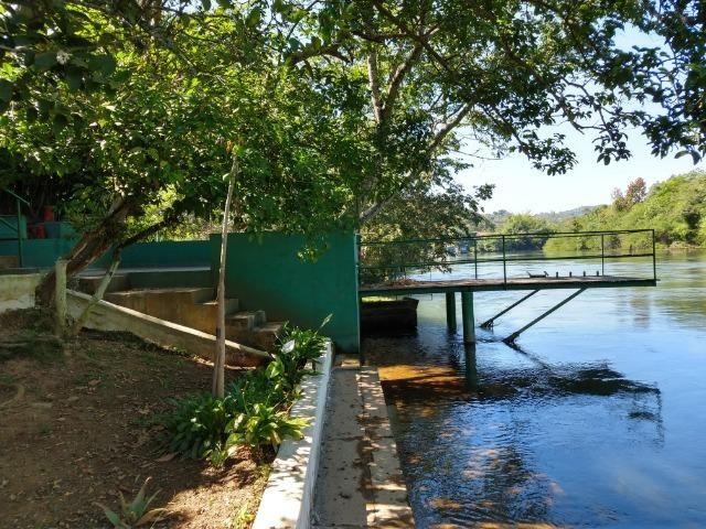 Casa na beira do Rio Paraíba do Sul - Foto 17