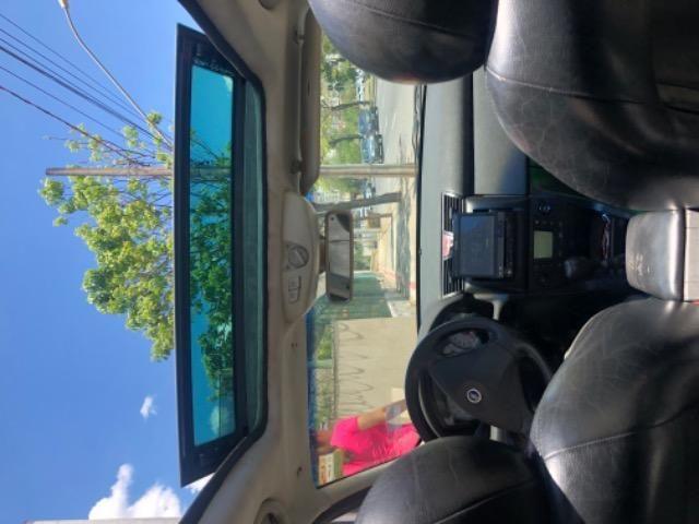 Fiat Stilo com Teto Solar, Rodas 17'', Suspensão preparada, Caixa de som, DVD - Foto 8