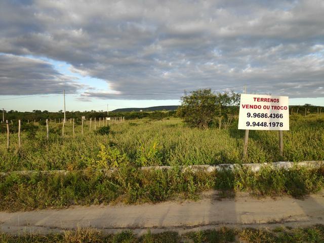 Oportunidade Vendo / Troco Vários Terrenos em Encruzilhada de São João - Foto 6