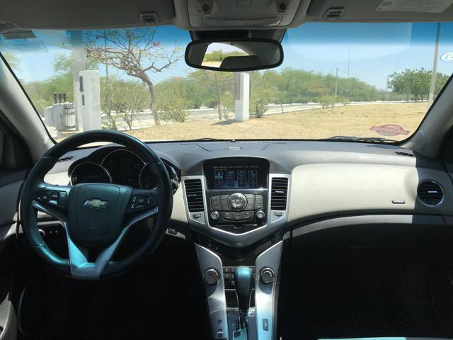 GM Cruze LTZ 1.8 Flex Automático - Impecável - Foto 7
