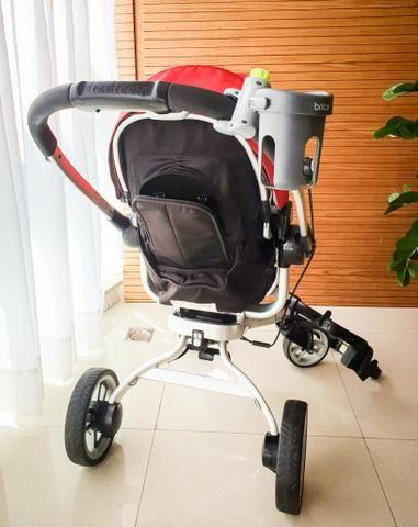 Carrinho de Bebê Teutonia Dobrável - Foto 5