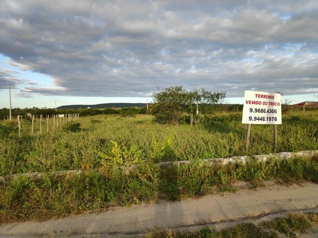 Oportunidade Vendo / Troco Vários Terrenos em Encruzilhada de São João - Foto 7