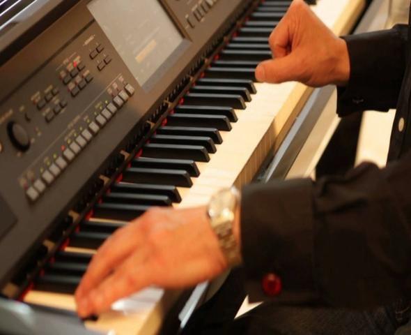 Aulas de Teclado / Piano Popular