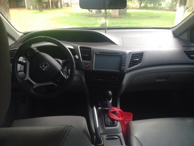 Honda Civic LXR 2.0 autom ano 2014 - Foto 9