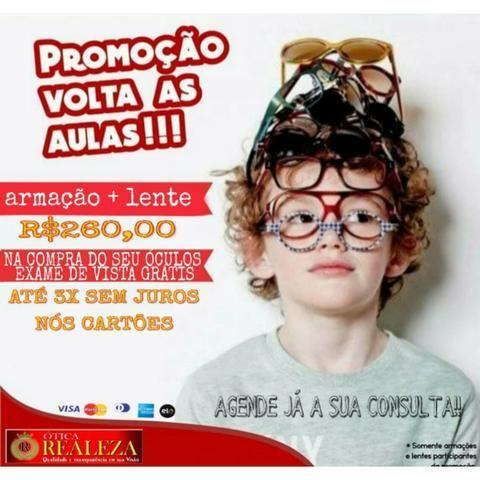 0ee3208d1d736 Óculos completo exame de Vista grátis - Serviços - Pc 14 De Janeiro ...