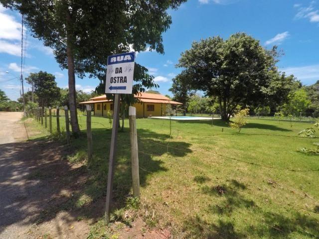 Chácara dos sonhos c/ casa de 3 quartos, piscina e área de 1000 m²,600 m da praia - Foto 5