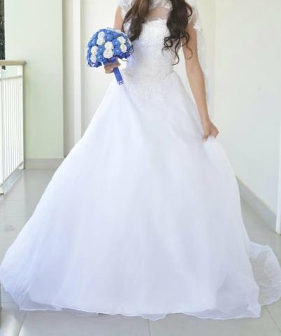 cbe22b981 Vestido de Noiva Importado EUA - Roupas e calçados - Santiago, Ji ...