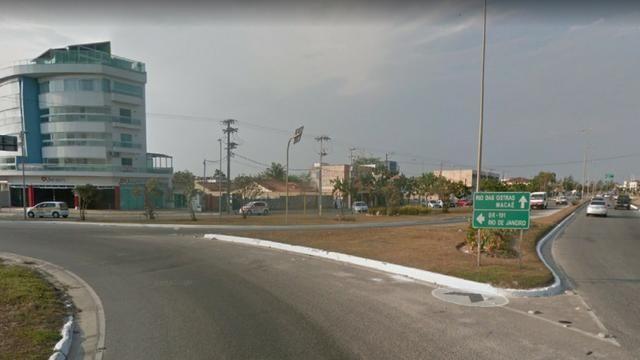 Lote com RGI em Rio das Ostras - Estrada Serramar