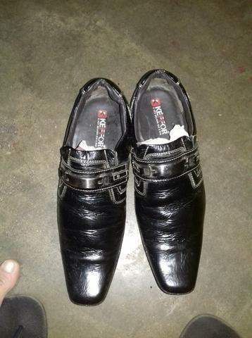 df68b64d3 Sapato social 39 novo tenho 2 - Roupas e calçados - Braz De Pina ...