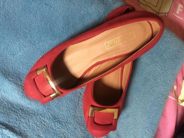 435a4ffa46 Sapato 37 - Roupas e calçados - Centro