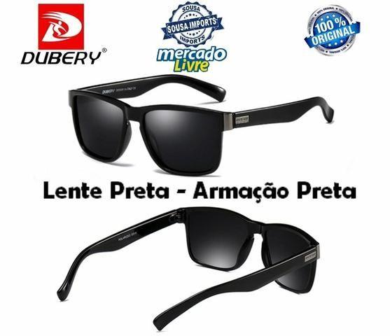 4a07018ff4d7e Óculos Original DUBERY - Lente polarizada + UV 400 - Entregamos ...