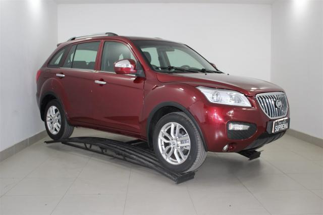 LIFAN X60 2015/2016 1.8 TALENT 16V GASOLINA 4P MANUAL