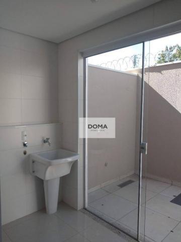 Apartamento com 2 dormitórios à venda, 60 m² por r$ 210.000 - jardim boer i - americana/sp - Foto 16
