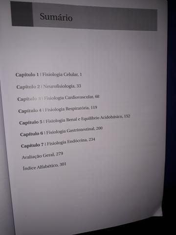 Fisiologia Revisão e questões comentadas - Linda S. Costanzo - Foto 2
