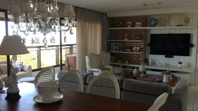 Excelente apartamento; 3 suites; Guararapes ; 3 vagas; 169,5 M² de área privativa; Lazer - Foto 7