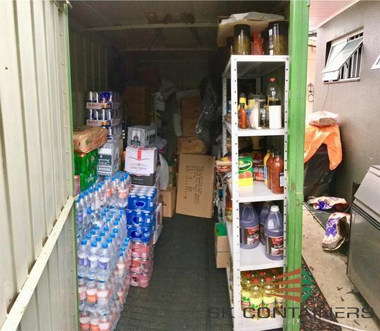 Container para obra, evento, almoxarifado - Foto 3