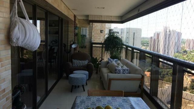 Excelente apartamento; 3 suites; Guararapes ; 3 vagas; 169,5 M² de área privativa; Lazer - Foto 9